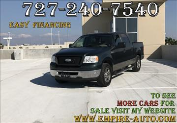 2006 Ford F-150 for sale in Largo, FL