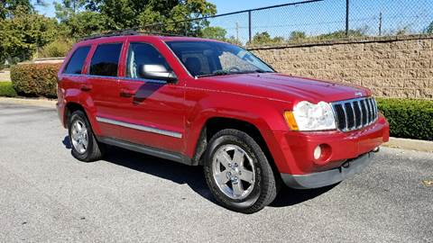 2006 Jeep Grand Cherokee for sale in Lawnside, NJ