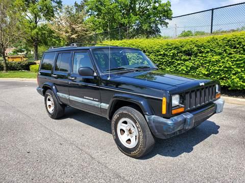 2001 Jeep Cherokee for sale in Lawnside, NJ