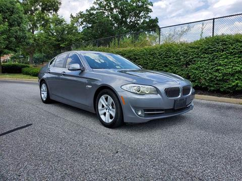 2012 BMW 5 Series for sale in Turnersville, NJ