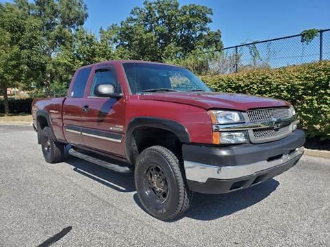 2003 Chevrolet Silverado 2500HD for sale in Lawnside, NJ