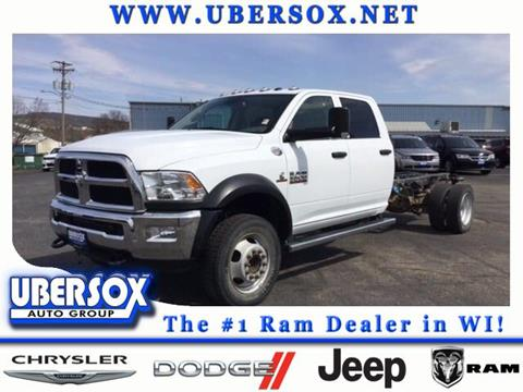 2016 RAM Ram Chassis 5500 for sale in Monroe, WI