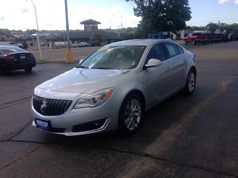 2016 Buick Regal for sale in Monroe, WI