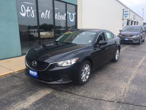 2016 Mazda MAZDA6 for sale in Monroe, WI