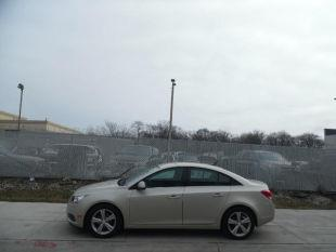2013 Chevrolet Cruze for sale at Reo Motors in Milwaukee WI
