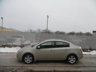 2008 Nissan Sentra for sale at Reo Motors in Milwaukee WI