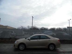 2012 Toyota Camry for sale at Reo Motors in Milwaukee WI