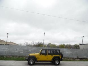 2009 Jeep Wrangler Unlimited for sale in Milwaukee, WI