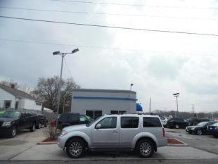2012 Nissan Pathfinder for sale at Reo Motors in Milwaukee WI