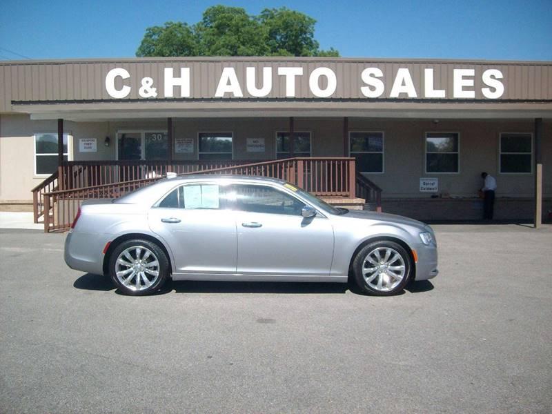 2018 Chrysler 300 Limited 4dr Sedan In Troy Al C H Auto Sales