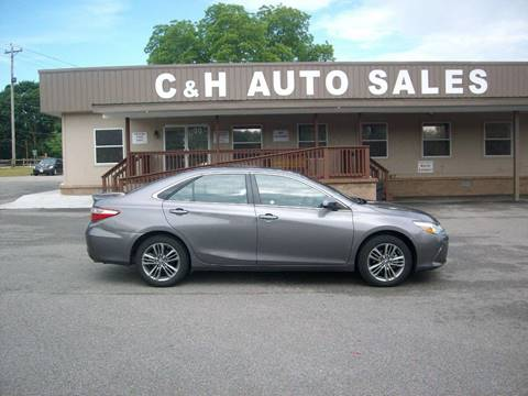 2017 Toyota Camry for sale in Troy, AL