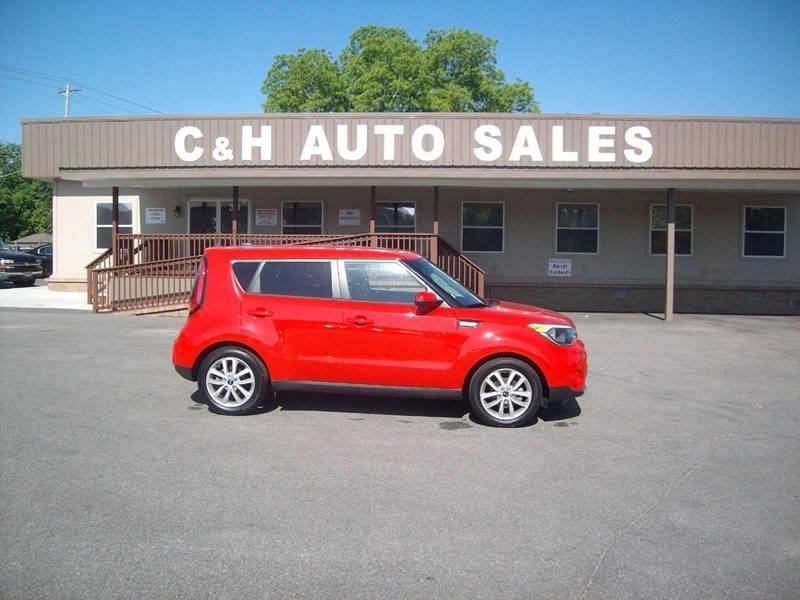 2018 Kia Soul 4dr Wagon In Troy Al C H Auto Sales
