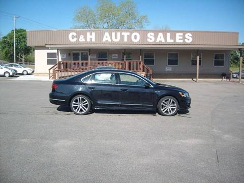 2017 Volkswagen Passat for sale in Troy, AL