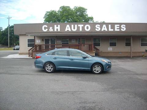 2017 Hyundai Sonata for sale in Troy, AL