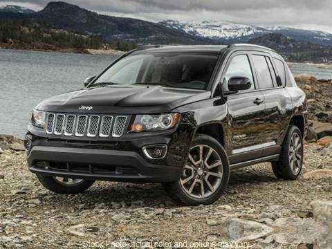 2016 Jeep Compass for sale in Troy, AL
