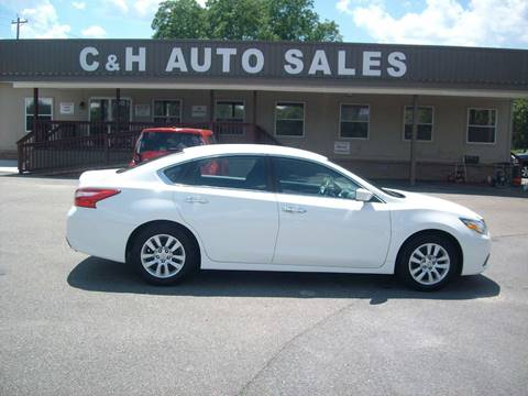 2016 Nissan Altima for sale in Troy, AL