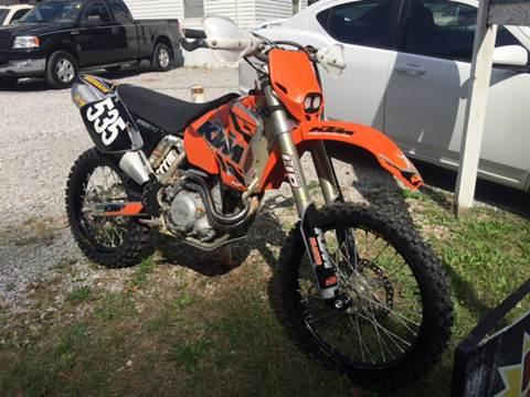 2004 KTM 250 EXC
