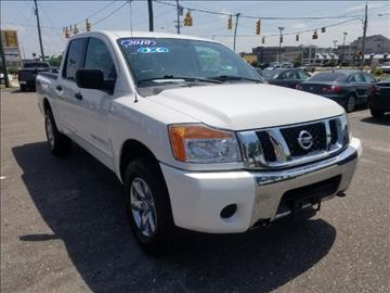 2010 Nissan Titan for sale in Fayetteville, NC