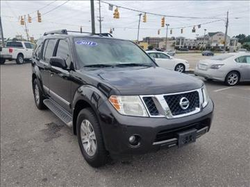 2011 Nissan Pathfinder for sale in Fayetteville, NC