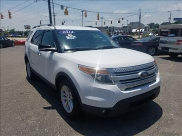 2014 Ford Explorer for sale in Fayetteville, NC