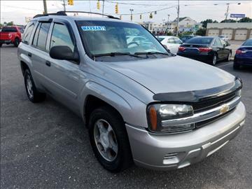 2007 Chevrolet TrailBlazer for sale in Fayetteville, NC