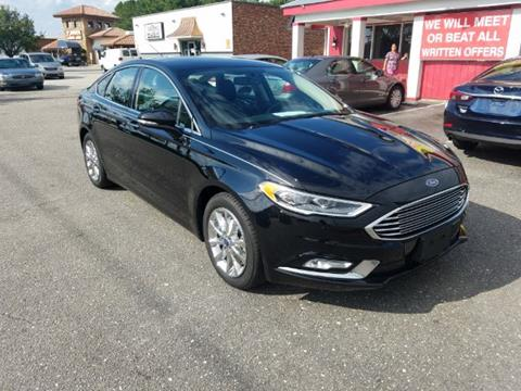 2017 Ford Fusion for sale in Fayetteville, NC