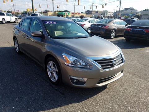 2014 Nissan Altima for sale in Fayetteville, NC