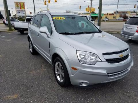 2014 Chevrolet Captiva Sport for sale in Fayetteville, NC