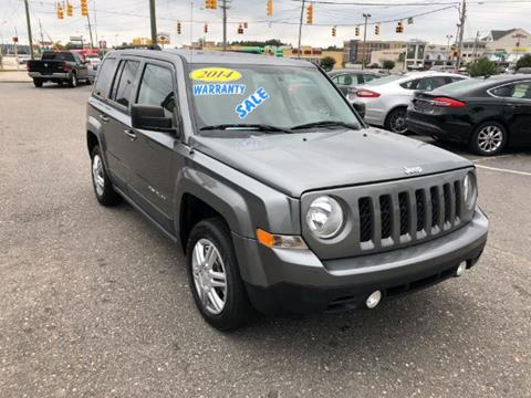 2014 Jeep Patriot for sale in Fayetteville, NC