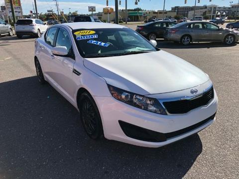 2011 Kia Optima for sale in Fayetteville, NC