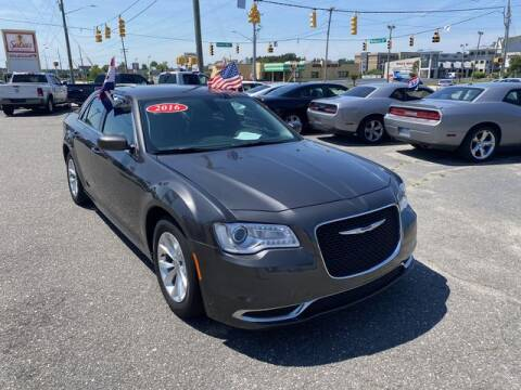 2016 Chrysler 300 for sale at Sell Your Car Today in Fayetteville NC