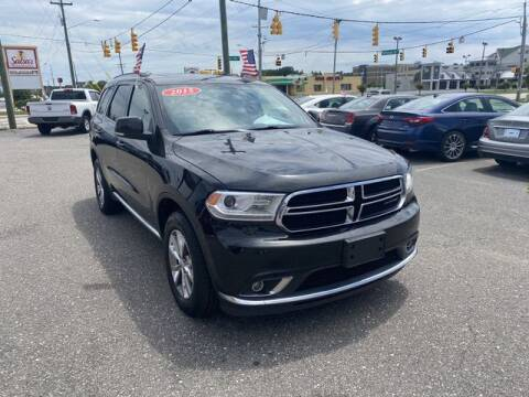 2015 Dodge Durango Limited for sale at Sell Your Car Today in Fayetteville NC