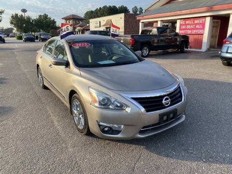 2015 Nissan Altima for sale at Sell Your Car Today in Fayetteville NC