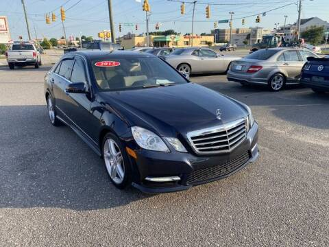 2013 Mercedes-Benz E-Class for sale at Sell Your Car Today in Fayetteville NC