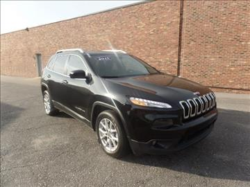 2015 Jeep Cherokee for sale in Fayetteville, NC