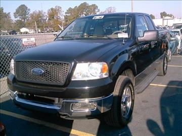 2005 Ford F-150 for sale in Fayetteville, NC