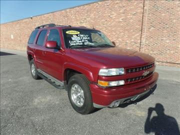 2005 Chevrolet Tahoe for sale in Fayetteville, NC