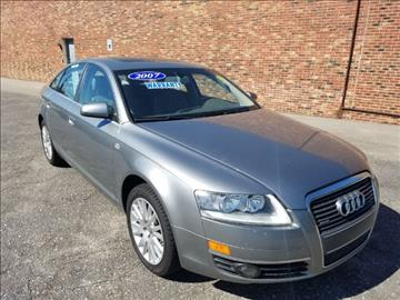 2007 Audi A6 for sale in Fayetteville, NC