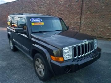 2006 Jeep Commander for sale in Fayetteville, NC
