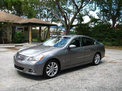 2008 Infiniti M35 for sale in Clearwater, FL