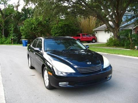 2003 Lexus ES 300 for sale in Clearwater, FL