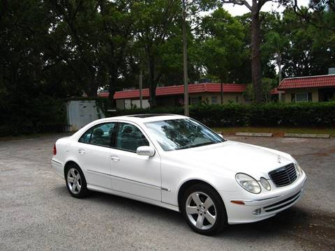 2003 Mercedes-Benz E-Class for sale in Clearwater, FL