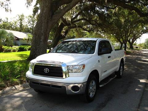 2009 Toyota Tundra for sale in Clearwater, FL