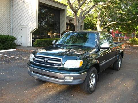 2000 Toyota Tundra for sale in Clearwater, FL