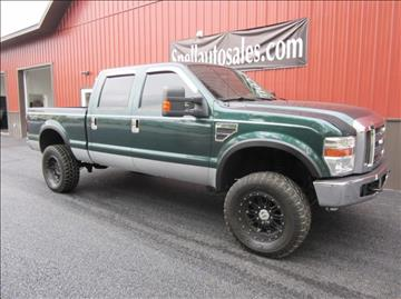 2008 Ford F-250 Super Duty for sale in Wysox, PA