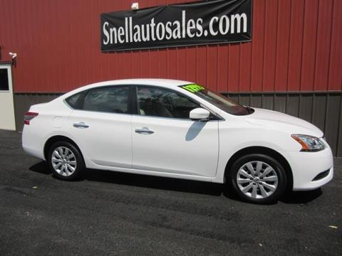 2015 Nissan Sentra for sale in Wysox, PA