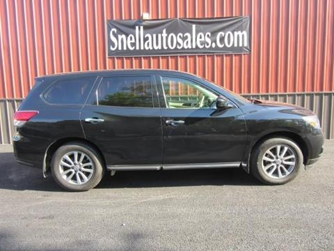 2015 Nissan Pathfinder for sale in Wysox, PA