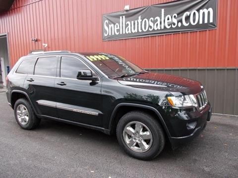2012 Jeep Grand Cherokee for sale in Wysox, PA
