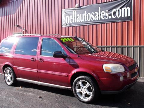 2005 Chevrolet Uplander for sale in Wysox, PA