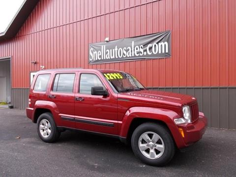 2012 Jeep Liberty for sale in Wysox, PA